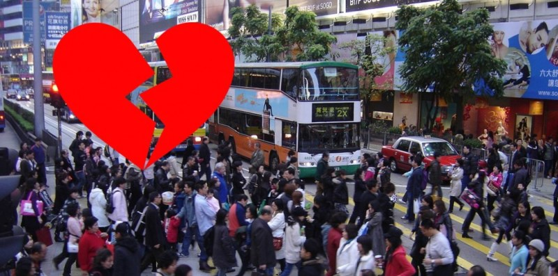 hk people hate each other
