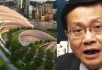 anthony cheung high speed rail