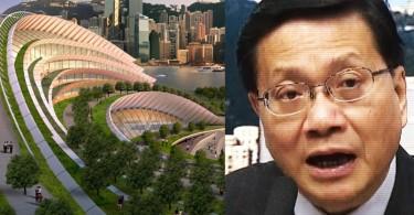 anthony cheung high speed rail