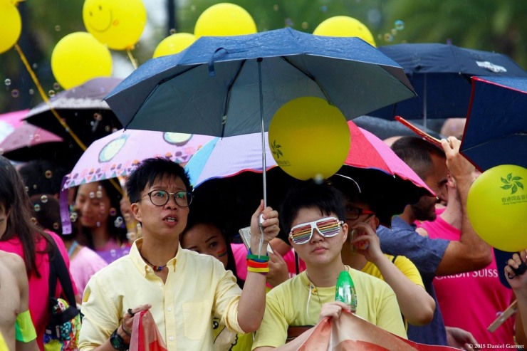 Gay Pride Hong Kong 2015
