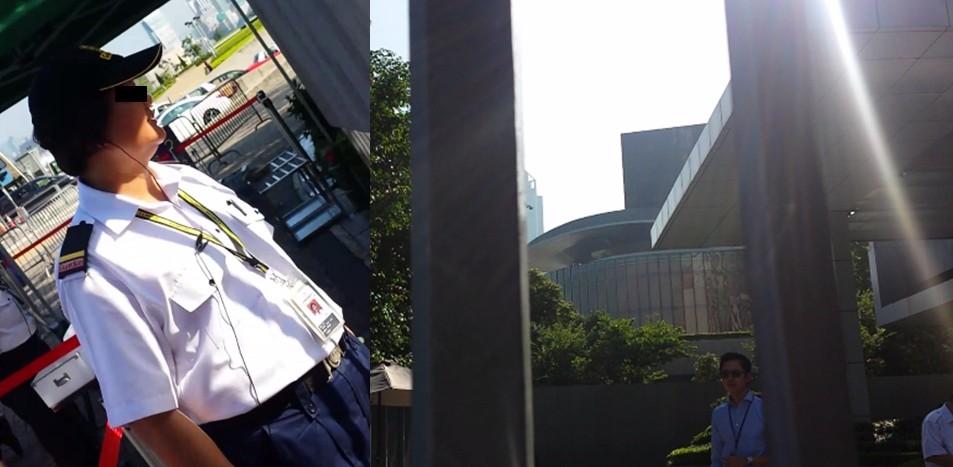 access press conference hong kong