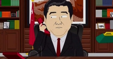 South Park - Chinese President Xi Jinping