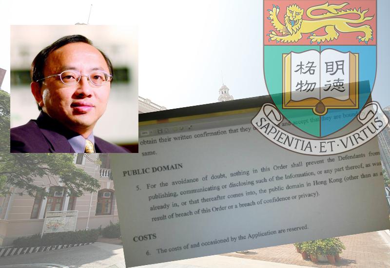 HKU law scholar Cheung Tat-ming