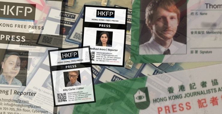 Hong kong free press passes freedom
