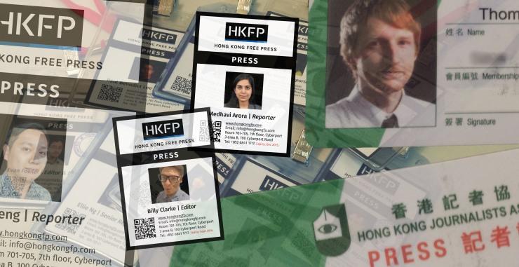 Hong kong free press passes freedom