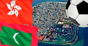 maldives hong kong football