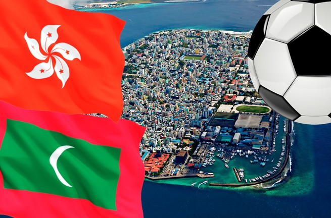 maldives hong kong football