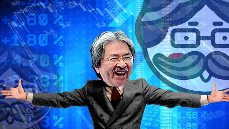 john tsang popular