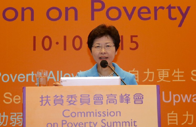 lam commission on poverty