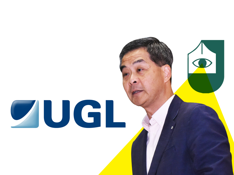 Leung Chun-ying was criticised by the HKJa over his comments on confidentiality.