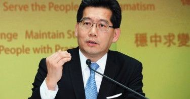 Secretary for Commerce and Economic Development Gregory So.