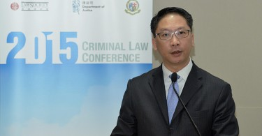 Rimsky Yuen. File Photo: Gov HK.