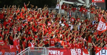 Hong Kong fans. Photo: Facebook/Power of Hong Kong.