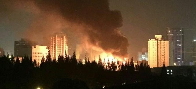 shanghai fire