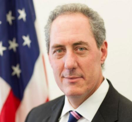 US Trade Representative Michael Froman