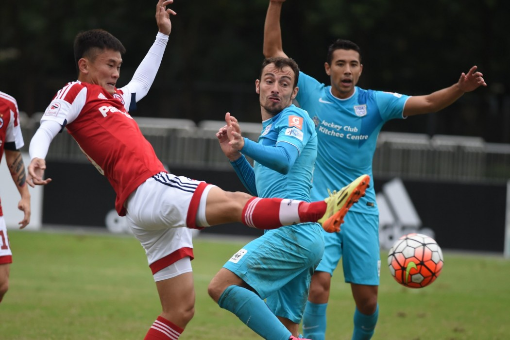 South China versus Kitchee