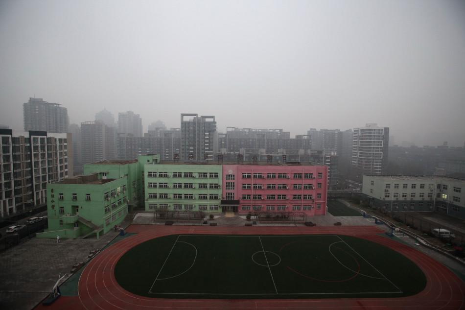 School in Chaoyang district in Beijing