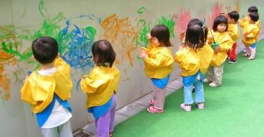 Hong Kong schoolchildren