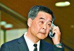 Chief Executive Leung Chun-ying