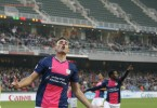 Juan Belencoso playing for Kitchee