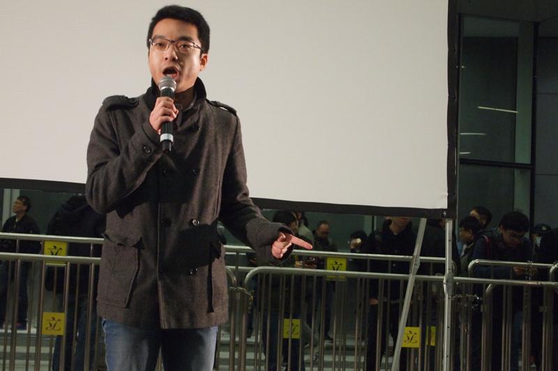 Jimmy Wong. Photo: HKFP.