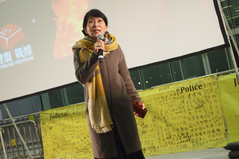Claudia Mo. File Photo: HKFP.