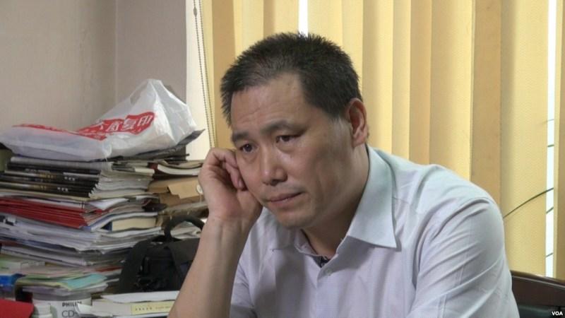 Pu Zhiqiang.