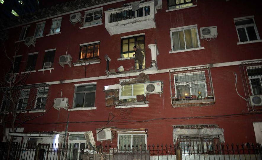 beijing balcony collapse