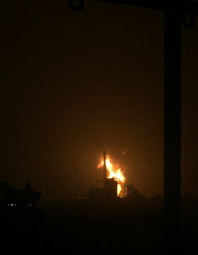 guangzhou explosion