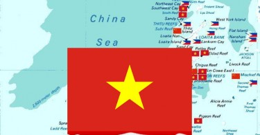 vietnam south china sea