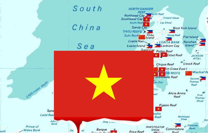 vietnam south china sea