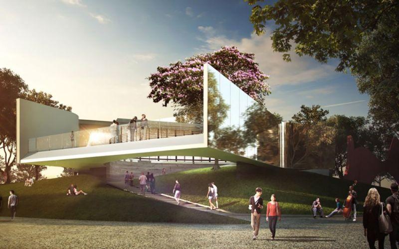 arts pavilion