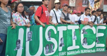 Filipino environmental activists