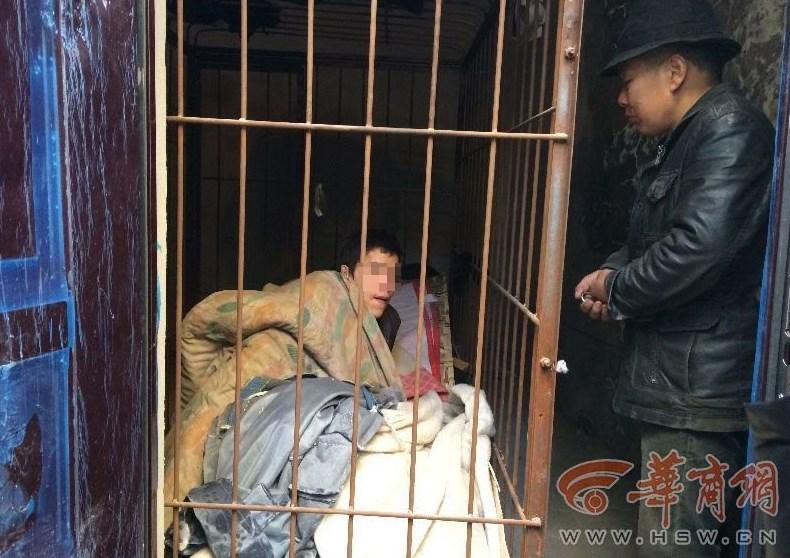 china private prison