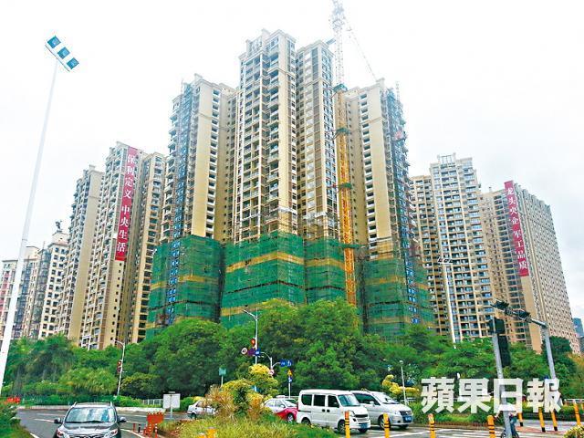 buildings in shenzhen