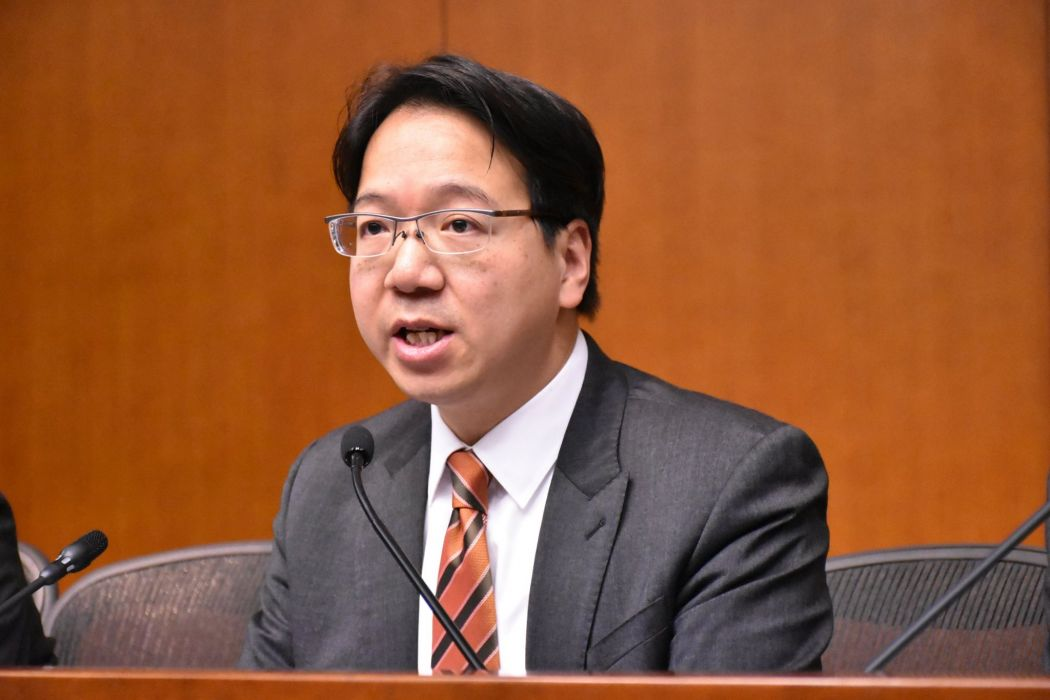 Charles Mok. File Photo: Facebook/Charles Mok