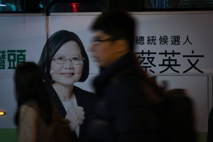 taiwan elections 2016