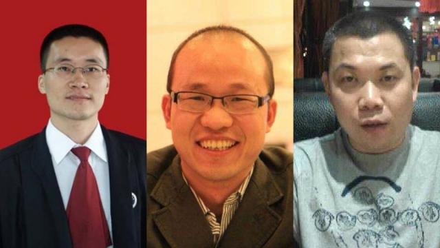 three gentlemen guangzhou