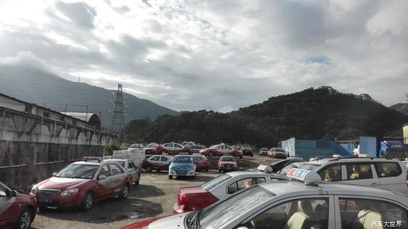 shenzhen taxi strike