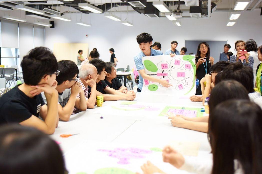 students bubble diagrams