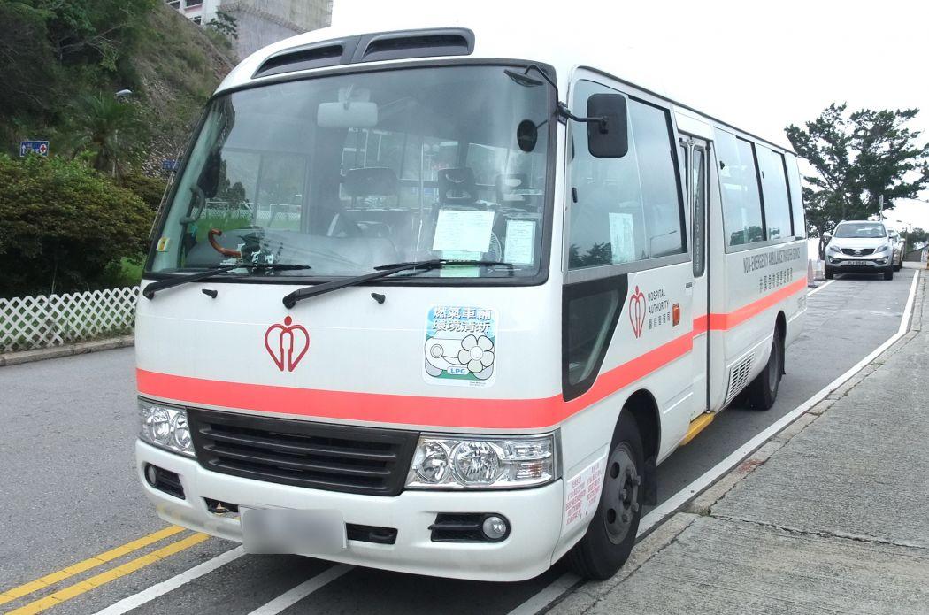 hospital authority ambulance