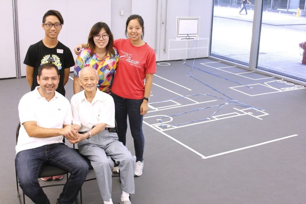 hkdi students elderly designers