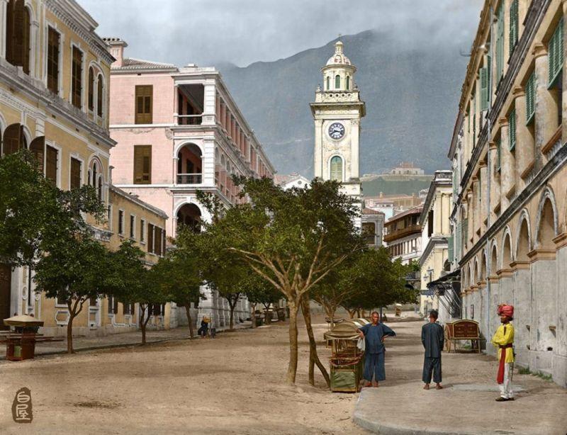 Pedder St 1871