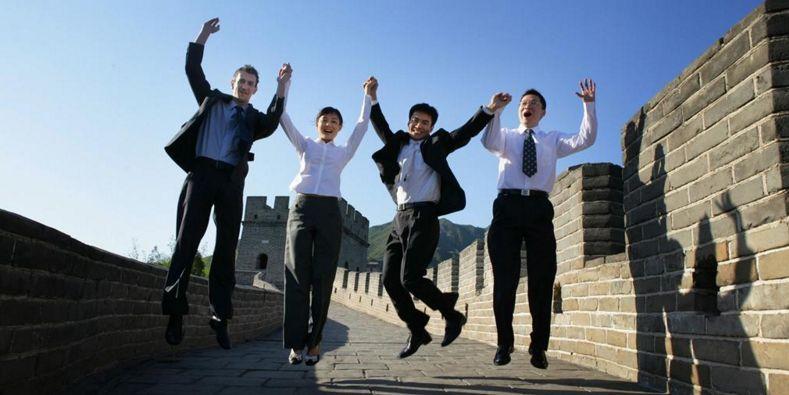chinese salaries