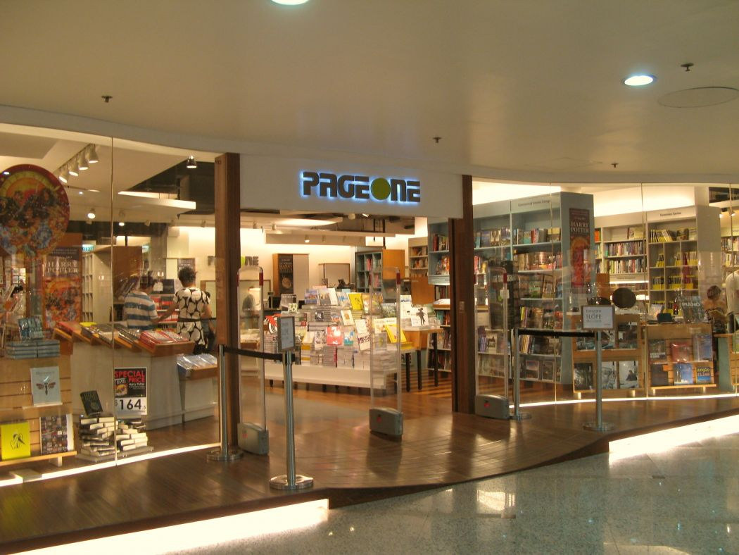 All PageOne Bookstores Close In Hong Kong As Liquidators