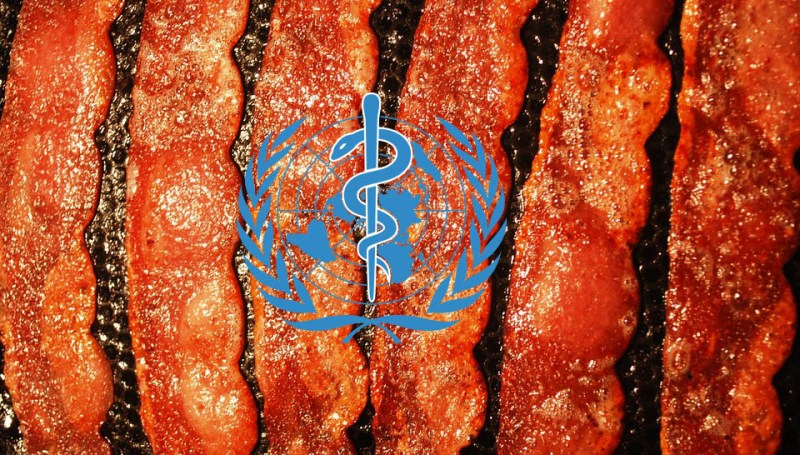 Bacon and the WHO
