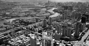 Shenzhen Hong Kong border