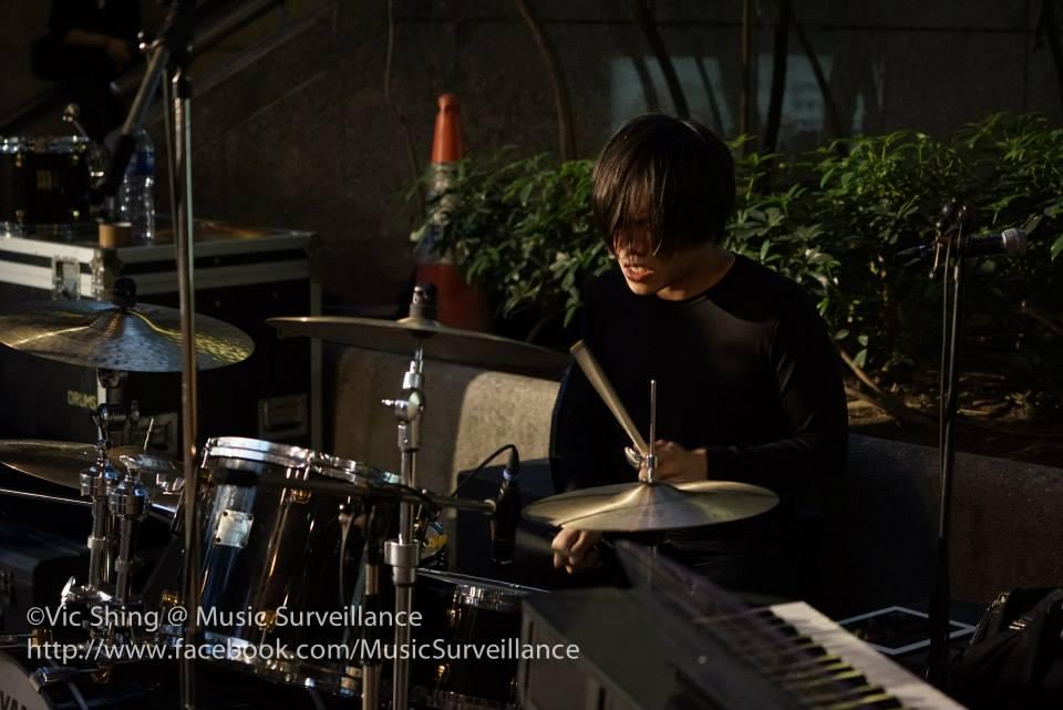 david boring drummer
