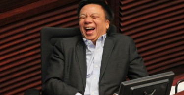 Christopher Chung Shu-kun. File Photo: Apple Daily.