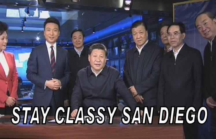 xi jinping state media visit